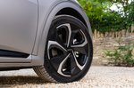 Kia EV6 2021 alloy wheel detail