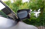 Kia EV6 2021 mirror detail