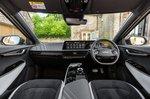 Kia EV6 2021 interior dashboard