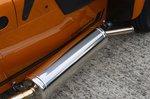 Caterham Seven 170 R 2021 exhaust detail