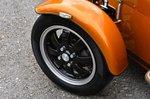 Caterham Seven 170 R 2021 wheel detail