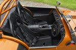 Caterham Seven 170 R 2021 interior seats
