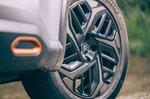 Citroen C4 2021 wheel detail