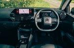 Citroen C4 2021 interior dashboard