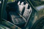 Citroen C4 2021 interior rear seats