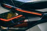 Citroen C4 2021 rear light detail