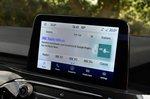 Ford Kuga 2021 interior infotainment