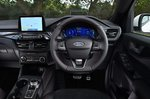 Ford Kuga 2021 interior dashboard