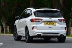 Ford Kuga 2021 rear tracking