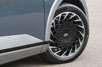 Hyundai Ioniq 5 2021 wheel detail