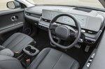 Hyundai Ioniq 5 2021 interior front seats
