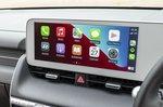 Hyundai Ioniq 5 2021 interior infotainment