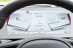 Hyundai Ioniq 5 2021 interior driver display