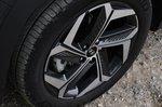 Hyundai Tucson 2021 alloy wheel detail