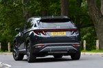 Hyundai Tucson 2021 rear tracking