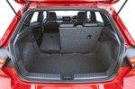 Seat Ibiza 2021 boot open
