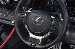 Lexus RC F 2021 interior dashboard