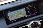 Lexus RC F 2021 interior infotainment