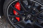 Lexus RC F 2021 alloy wheel detail