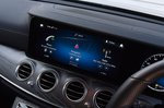 Mercedes E-Class Estate 2021 interior infotainment