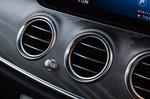 Mercedes E-Class Estate 2021 interior detail