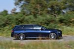 Mercedes E-Class Estate 2021 right tracking