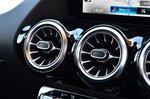 Mercedes EQA 2021 interior detail
