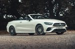 Mercedes E-Class Cabriolet 2021 front right static