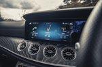 Mercedes E-Class Cabriolet 2021 interior infotainment