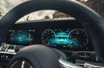 Mercedes E-Class Cabriolet 2021 interior driver display
