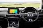 MG HS 2021 interior dashboard