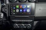 Dacia Duster 2021 LHD infotainment