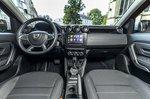 Dacia Duster 2021 LHD dashboard