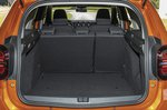 Dacia Duster 2021 boot open