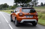 Dacia Duster 2021 rear left tracking