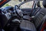 Dacia Duster 2021 interior front seats