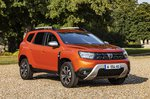 Dacia Duster 2021 front right static