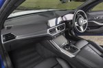 BMW 3 Series Touring Across Front Seats