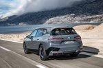 BMW iX 2021 rear left tracking