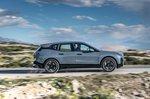 BMW iX 2021 right tracking