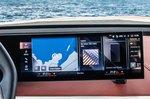 BMW iX 2021 interior infotainment
