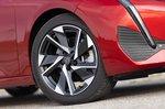 Peugeot 308 SW 2021 alloy wheel detail