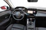 Peugeot 308 SW 2021 interior dashboard