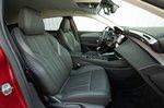 Peugeot 308 SW 2021 interior front seats