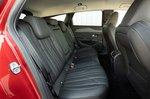 Peugeot 308 SW 2021 interior rear seats