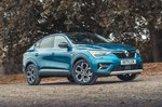 Renault Arkana 2021 front right static