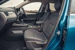 Renault Arkana 2021 interior front seats