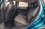Renault Arkana 2021 interior rear seats