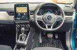 Renault Arkana 2021 interior dashboard