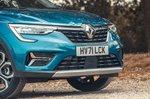 Renault Arkana 2021 front detail